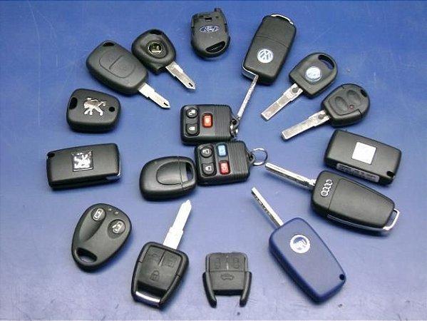 CHAVEIRO / CODES / CAPA CHAVE / IMOBILIZADOR / TELECOMANDO / A cada 06 serviços de chaveiro conosco ou 08 produtos em até 01 ano, GANHE voucher de 180,00 em produtos