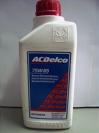 OLEO CAMBIO LT / 75W85 /  Alguns mecânicos substituem pelo 75W80 ou 75W90 em certas ocasiões para evitar riscos e problemas
