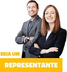 NOSSO REPRESENTANTE / A cada 192 produtos que você vender em até 01 mês SEM e/ou COM NOSSA MÃO DE OBRA, tenha comissão de até 02 salários mínimos...