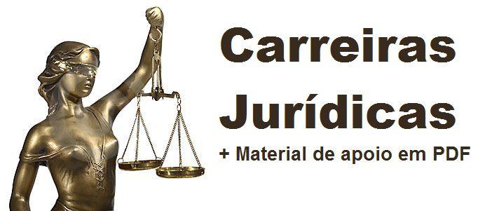 Videoaulas CARREIRAS JURÍDICAS 2019 - São 30 disciplinas essenciais e específicas mais comuns aos diversos concursos da área jurídica