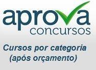 Videoaulas CONCURSOS - Por categoria após orçamento por email (identifique sua opção ORC)