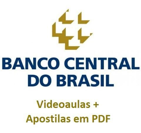 Videoaulas BACEN Intensivão - Nível médio e superior (escolha seu cargo /curso) - Até R$ 15.719,13