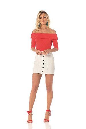 d523304f4e Saia Sly Wear Jeans Branca - Libby´s Boutique