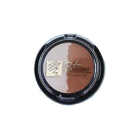 Blush Duo - 21 Iluminador e Bronzeador Pequeno - Bitarra Beauty