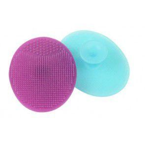 Esponja de Silicone para Limpeza de Pinceis - Santa Clara (3438)