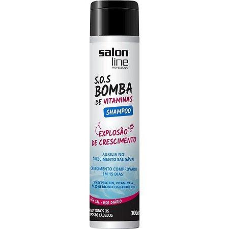 Shampoo S.O.S Bomba De Vitaminas