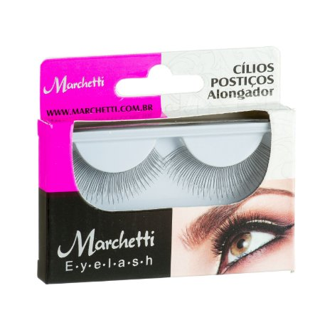 Cílios Postiços Alongador | Marchetti