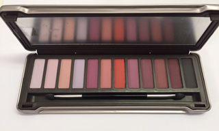 Paleta de sombras foscas NUDES 2 Bella Femme BF10034 - COR 2