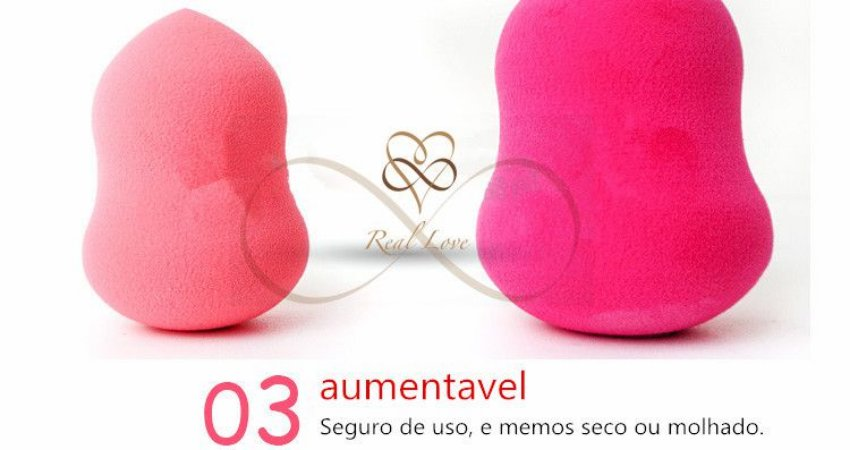 Esponja Real Love 360°