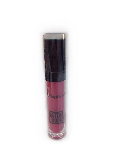 PROMOÇÃO Batom Liquido Matte NEW Ruby Rose - Cor 61