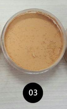 Pó Solto Facial - Bitarra Beauty cor 03