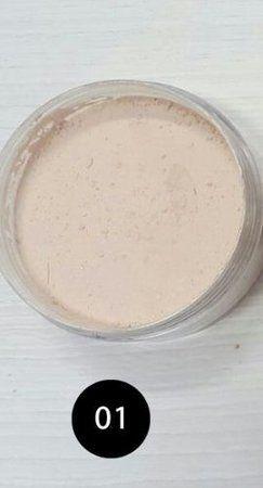 Pó Solto Facial - Bitarra Beauty- Cor 01