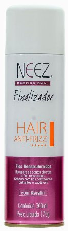 Neez Finalizador Hair Anti Frizz 300ml