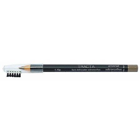 Lápis Delineador de Sobrancelhas - Universal - 1,1g Tracta