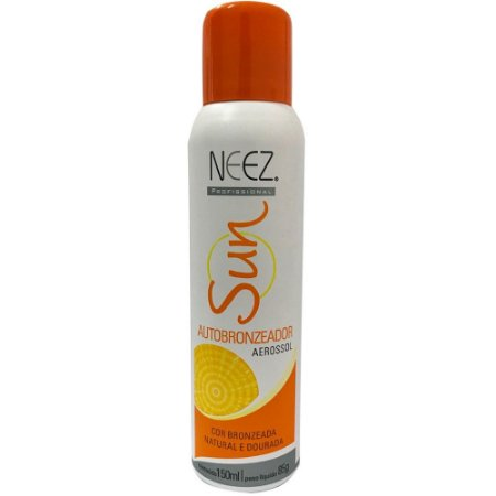 Spray Auto Bronzeador Sun - 150ml NEEZ