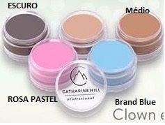 Clown Make Up Catharine Hill Maquiagem Profissional 4 Gramas