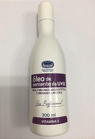 Óleo para massagem estética e drenagem linfática 300ml - Ideal