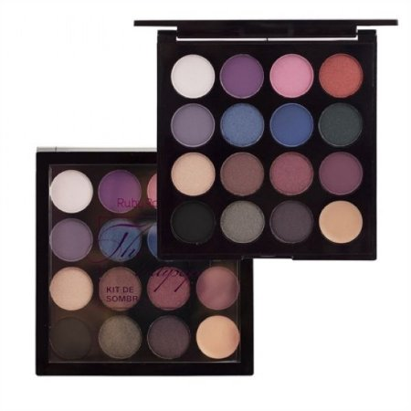 Paleta de Sombras The Lollipop Ruby Rose HB-1025