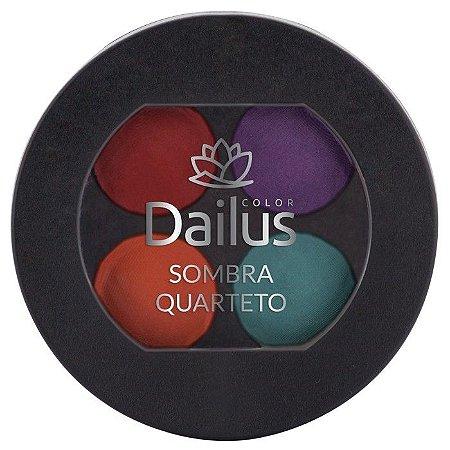 Quarteto de Sombras Dailus 18