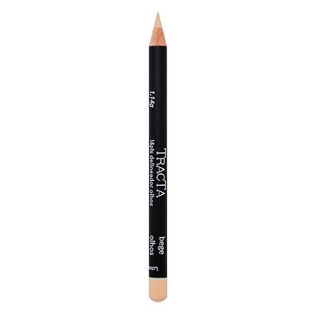 Lápis Delineador Para Olhos Bege - Tracta