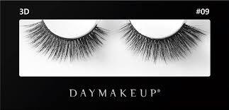 Cílios #09 - False Eyelashes 3D - Daymakeup