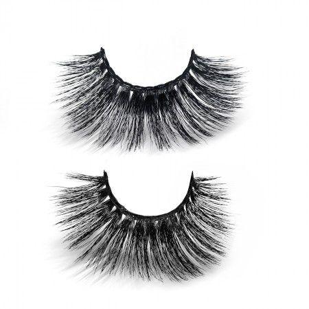 Cílios #08 - False Eyelashes 3D - Daymakeup