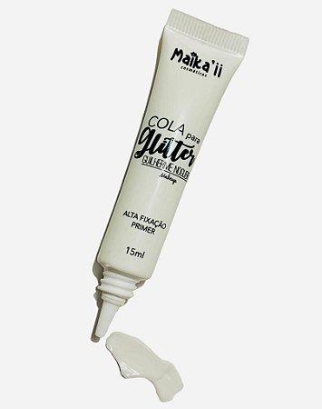 Cola Em Pasta Para Glitter Guilherme Nogueira 15ml - Alta Fixação - Maikaii