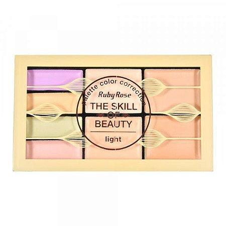 Corretivo The Skill Of Beauty Light - 1 - Ruby Rose-PROMOÇÃO