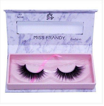 Cilios Postiços 6D  (0405) - Miss Frandy