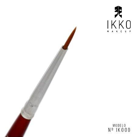 Pincel 8100 - IKKO Makeup - Linha Vermelha