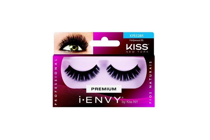 Cílios Postiços First Kiss Hollywood 05- KPE52BR - KISS NEW YORK