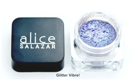GLITTER VIBRE !  - ALICE SALAZAR