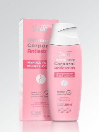 Hidratante Corporal Antiestrias Tracta 250ml PROMOÇAO