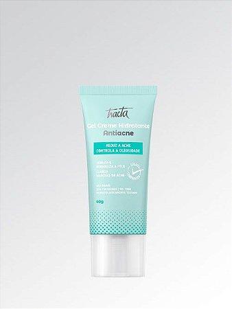Gel Creme Hidratante Antiacne TRACTA 40G