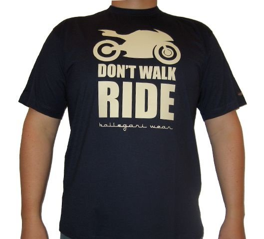 Camiseta Don´t Walk