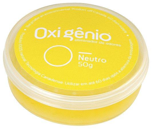 OXIGÊNIO GEL NEUTRO - ELIMINADOR DE ODORES (Gel)