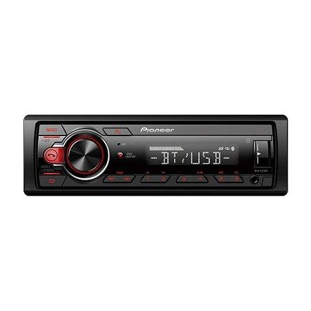 Radio Pioneer Mvh-s218bt Bluetooth Lançamento 2019