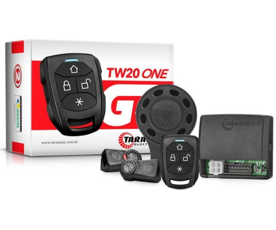 Alarme Automotivo Taramps Tw20 G3