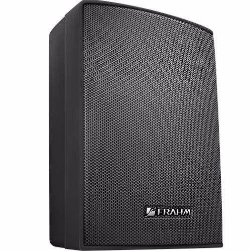 Par de Caixas Acústicas Ps200 Plus 30w Rms Para Som Ambiente