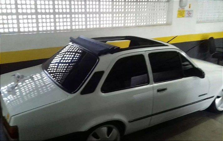 Teto Solar Lona LD Tech - Ragtop Velcro - Pronto para colocar