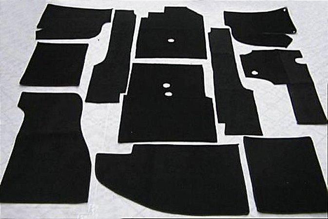 Carpete Recortado Fusca