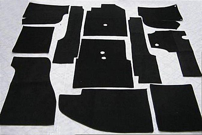 Carpete Recortado Brasilia
