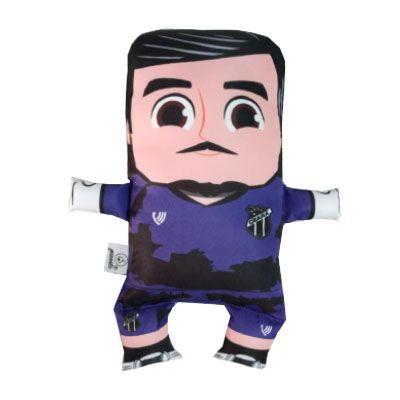 Richard uniforme roxo - Ploosh head