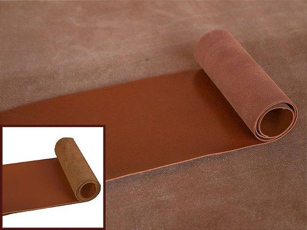 Rolos de Pelica de Cabra - Cor: Caramelo - 0.6/0.8 mm