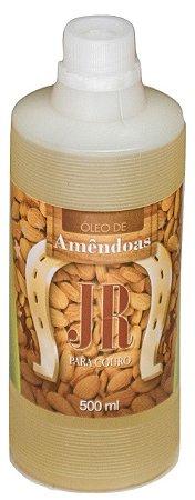 Composto de Óleo Mineral e Amêndoas JR Almond Oil 500ml