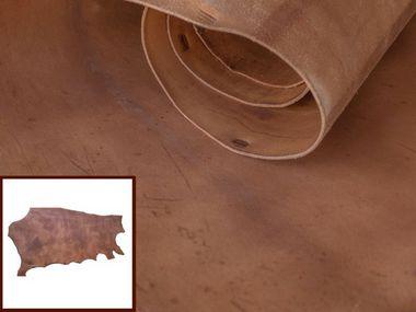 Vaqueta Tanino - 1.5 mm - Cor: Uísque Pull-Up