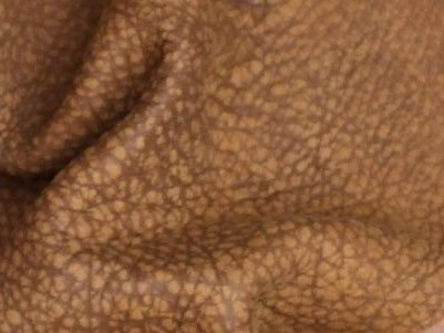 Couro Linha Brut - Cor: Sépia Antique - 1.0/1.4 mm