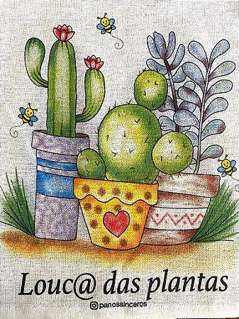Louc@ das plantas