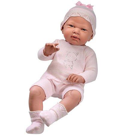 Boneca Baby Lucy - Linha Elegance - Baby Brink