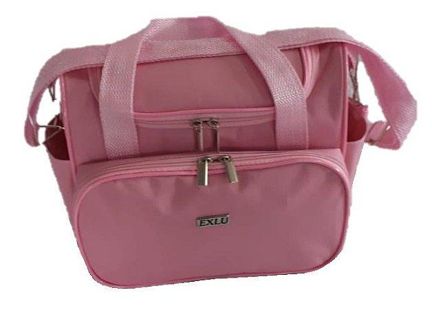 Bolsa Maternidade Rosa P - EX1094